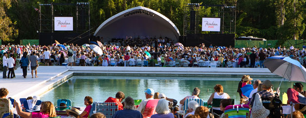 POPS Concert at the LA County Arboretum