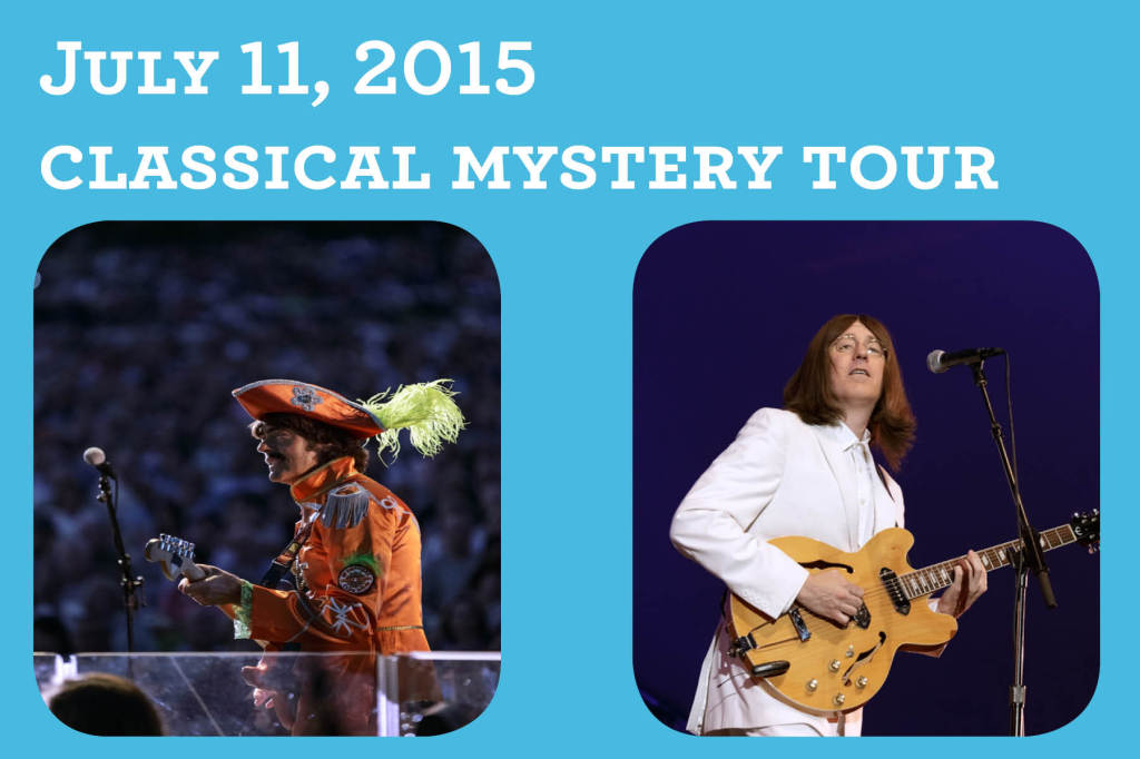 classical mystery tour banner