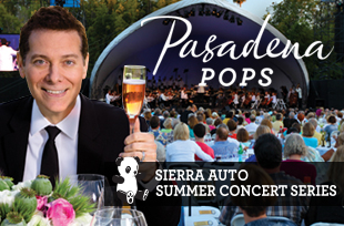 Pasadena POPS Sierra Auto Summer Concert Series