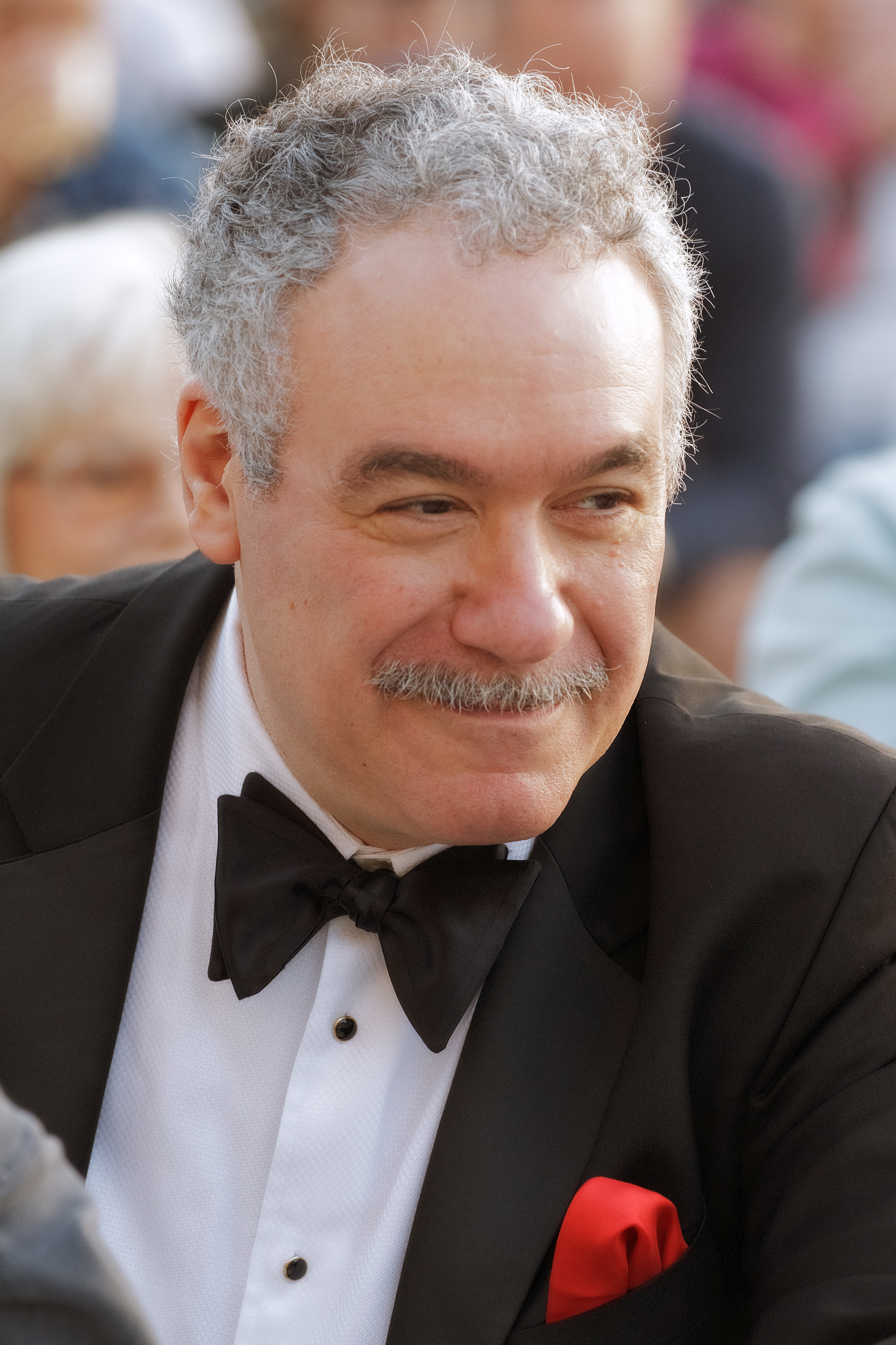 Larry Blank, conductor