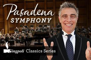 Pasadena Symphony Singpoli Series