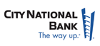 City National Bank Sponsor