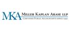 Miller Kaplan sponsor