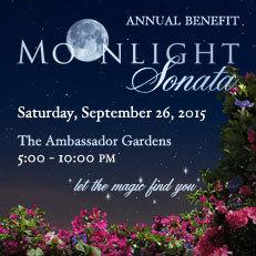 Moonlight Sonata Pasadena Symphony Benefit