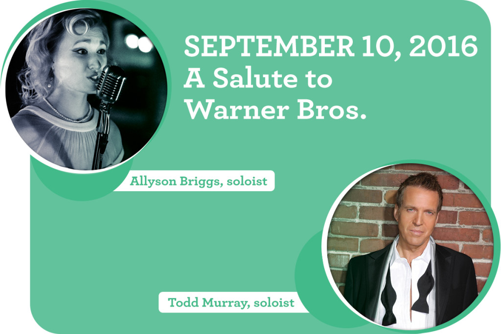 Salute to Warner Bros tickets