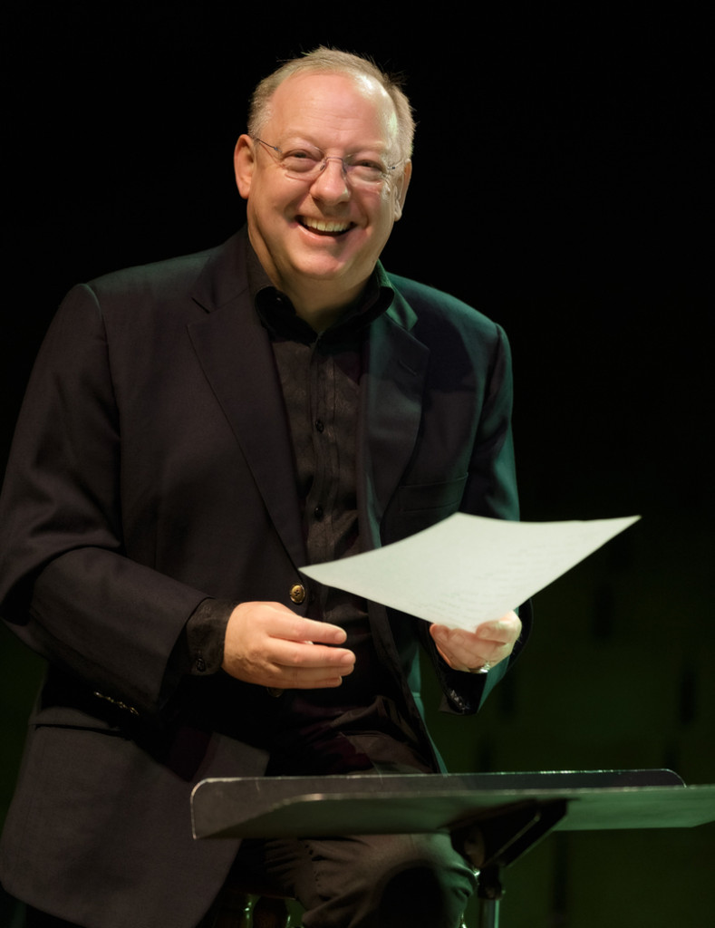 Nicholas McGegan, Conductor