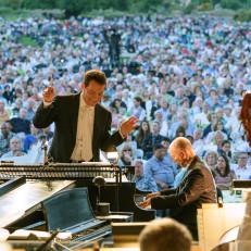 Michael Feinstein, Principa POPS Conductor