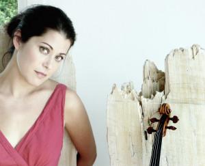 Jennifer Frautschi, violin