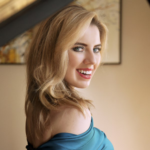Natasha Paremski- Symphony Classics soloist