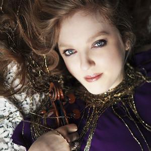 Rachel Barton Pine - Symphony Classics soloist