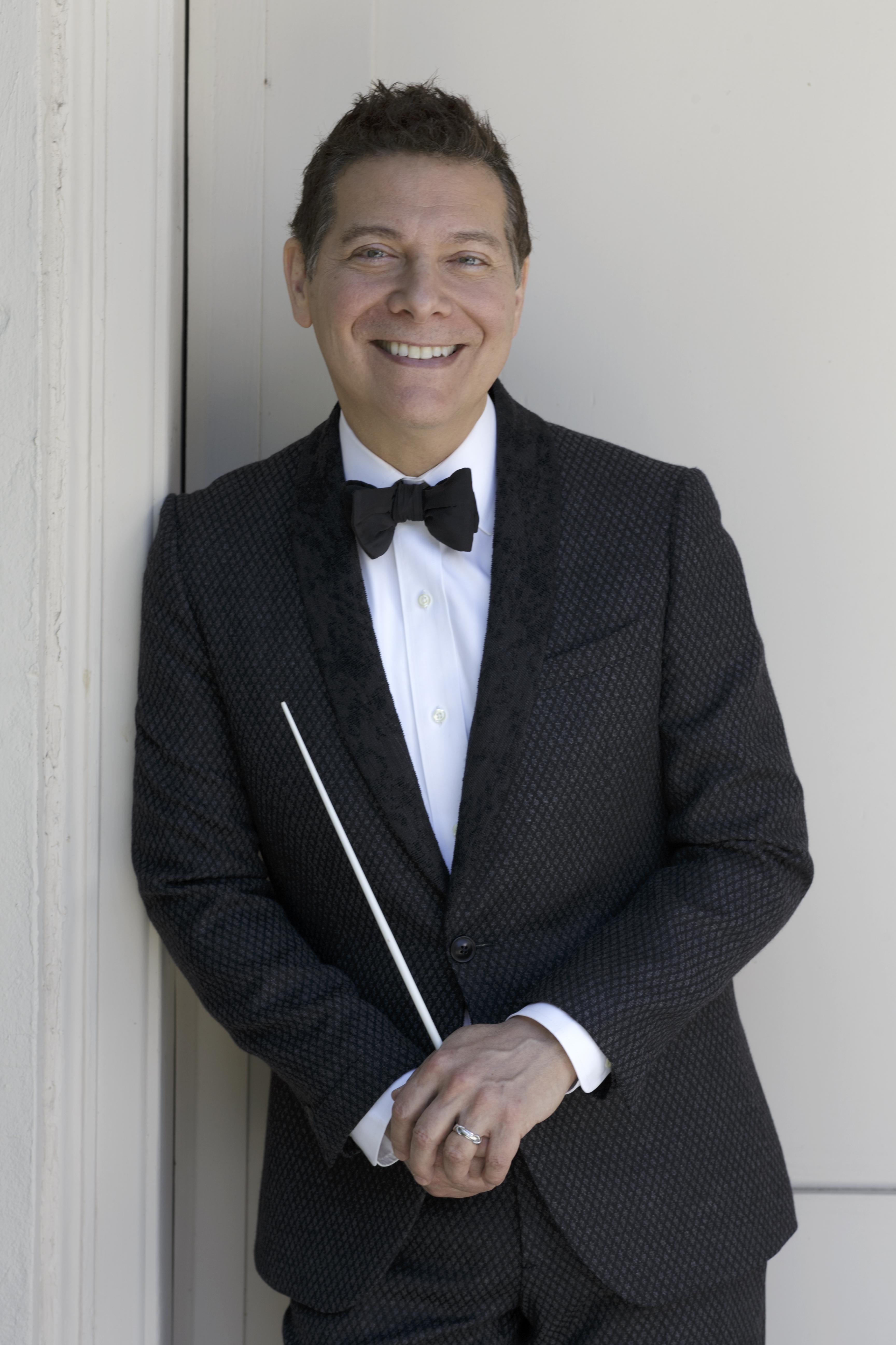 Michael Feinstein, conductor