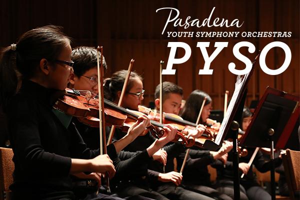 Pasadena Youth Symphony Orchestra