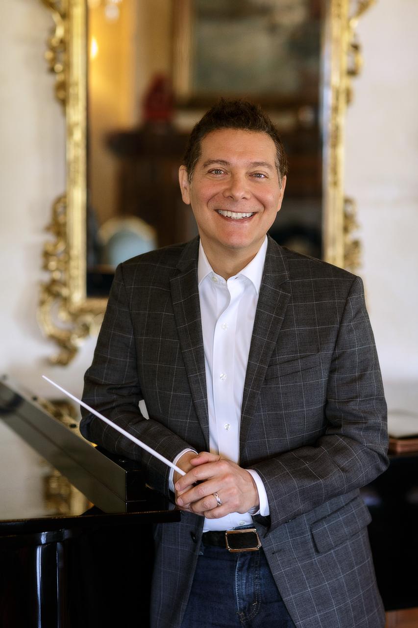 Michael Feinstein, Principal Pops Conductor Tom and Erika Girardi Chair