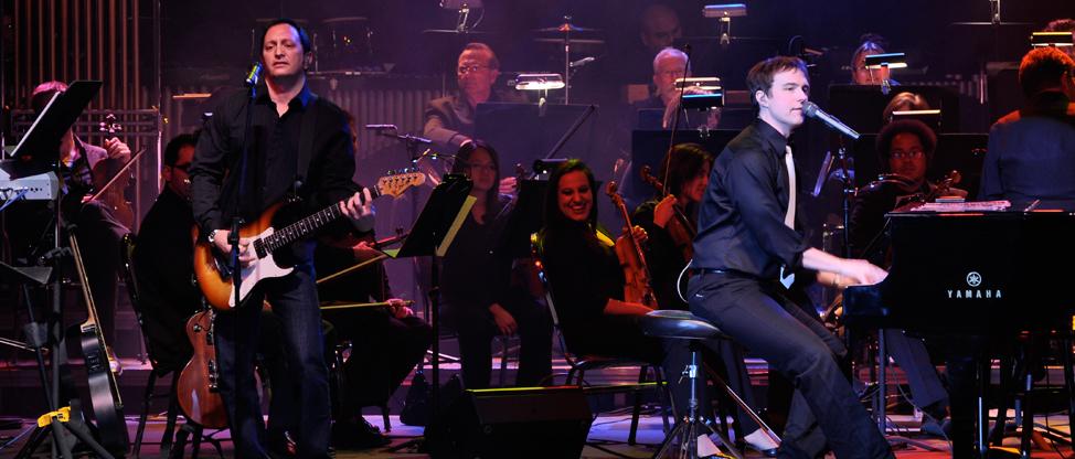 Michael Cavanagh, Music of Billy Joel