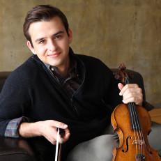William Hagen, violin