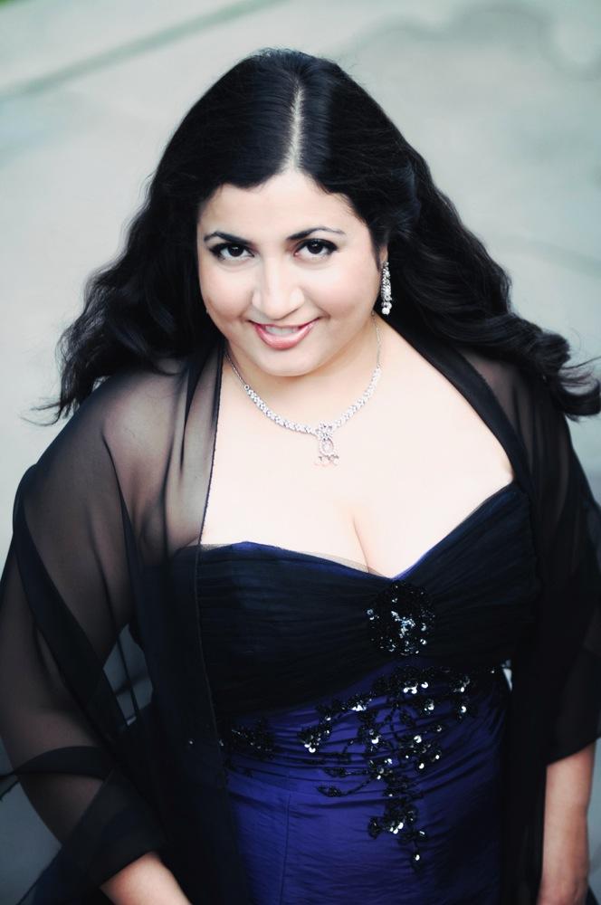 Sherezade Panthaki, soprano