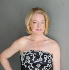mezzo-soprano Tracy Van Fleet