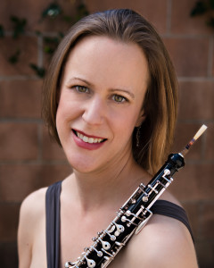 Lara Wickes, oboes
