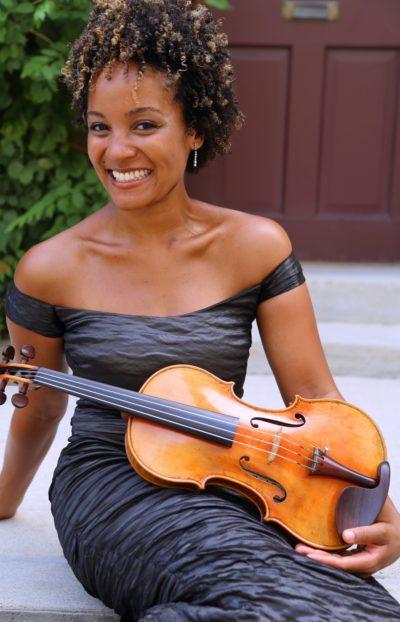 Melissa White violin