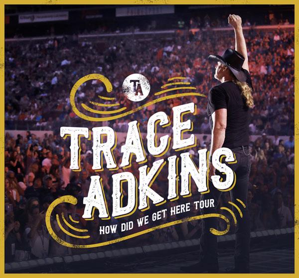 Trace Adkins Tour