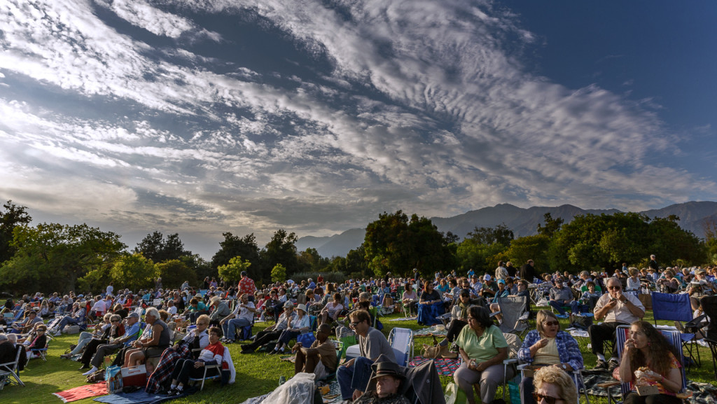 La County Arboretum Pasadena Symphony Pops
