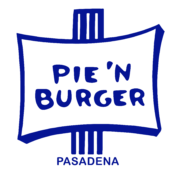 pie n burger logo